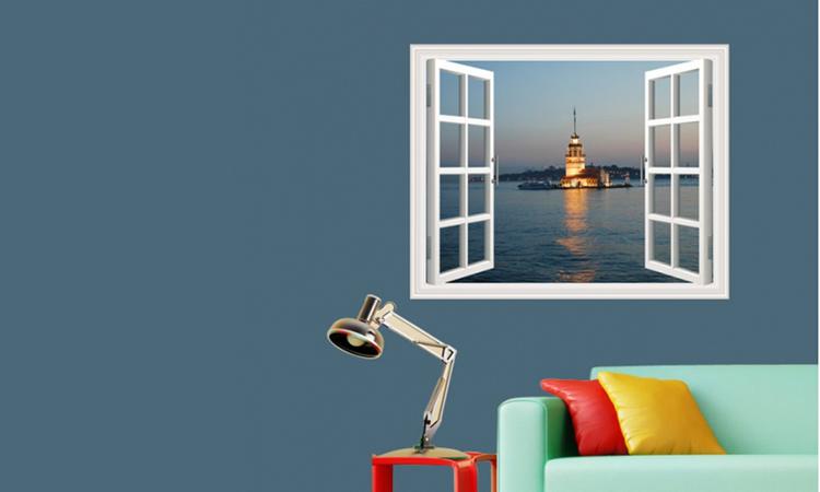 Yapay Pencere Panelleri